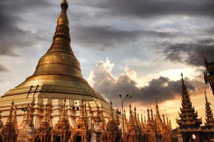 Myanmar, a inocência que cativa.