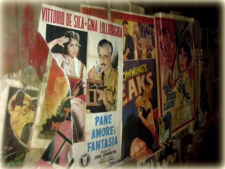 A minha almofada no Cinema São Jorge.