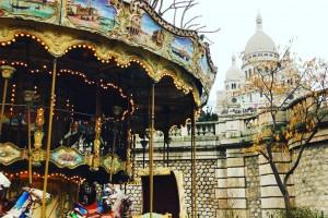 Paris não se visita. Paris sente-se.