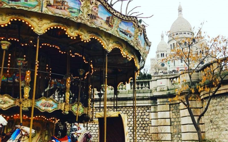 You don't visit Paris. You feel Paris.
