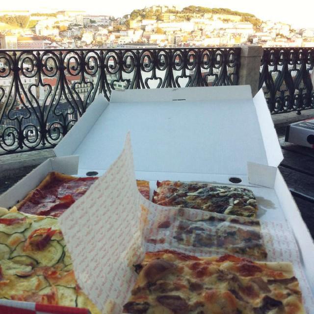 pizza à pezzi 1