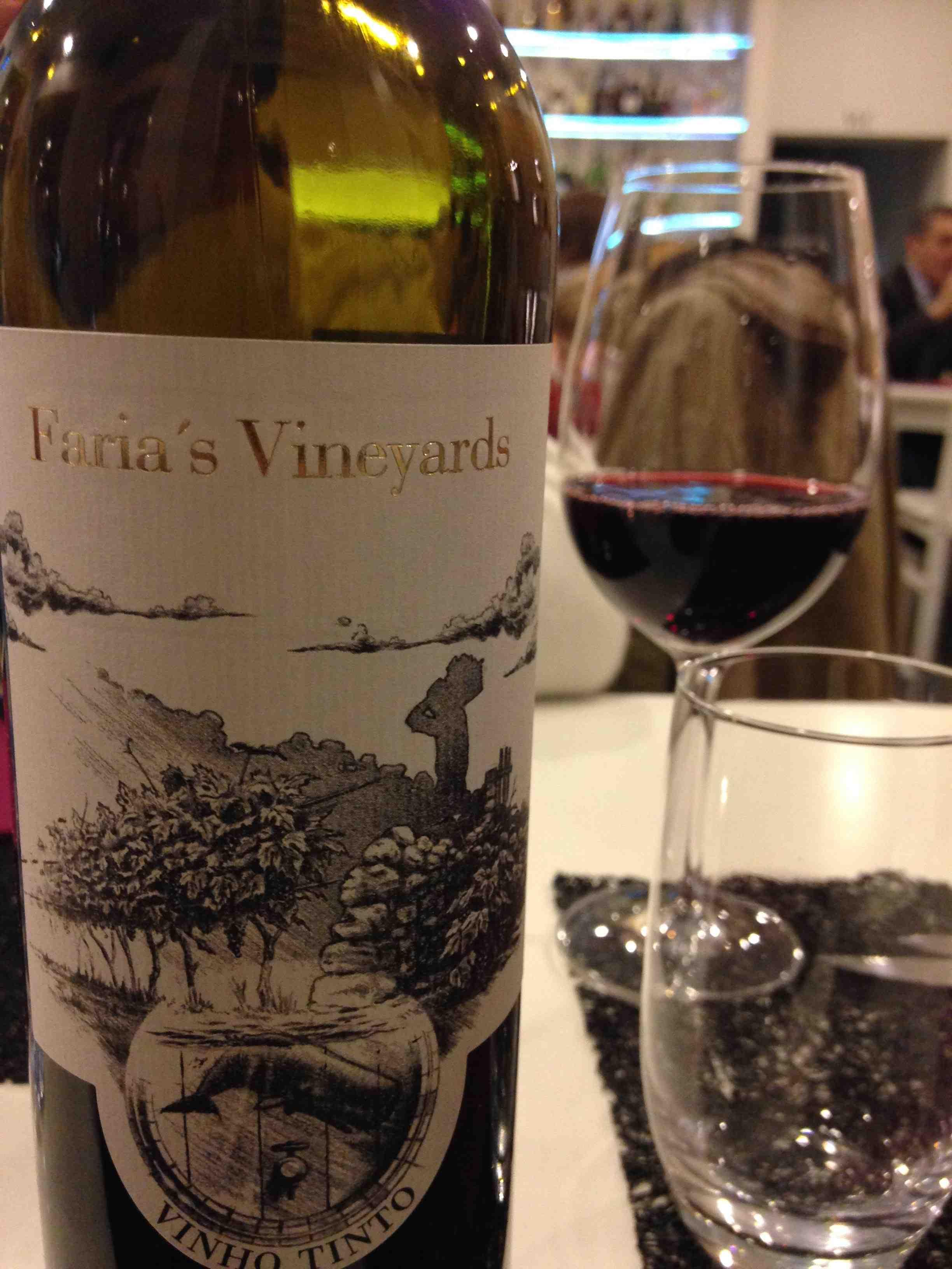 faria's vineyards