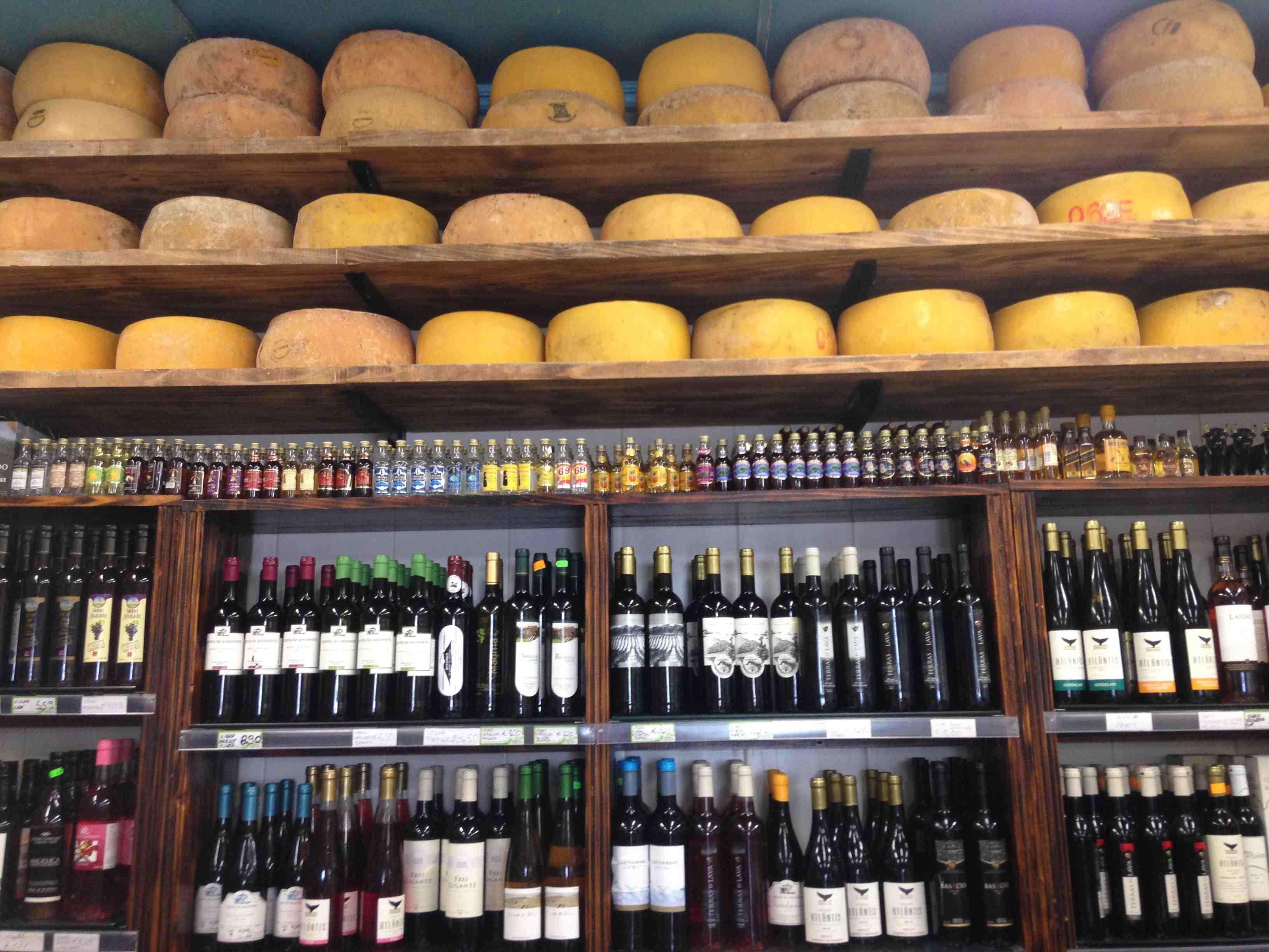 rei dos queijos