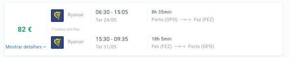 Porto Fez