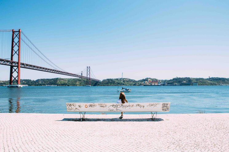 Todos amam Lisboa.