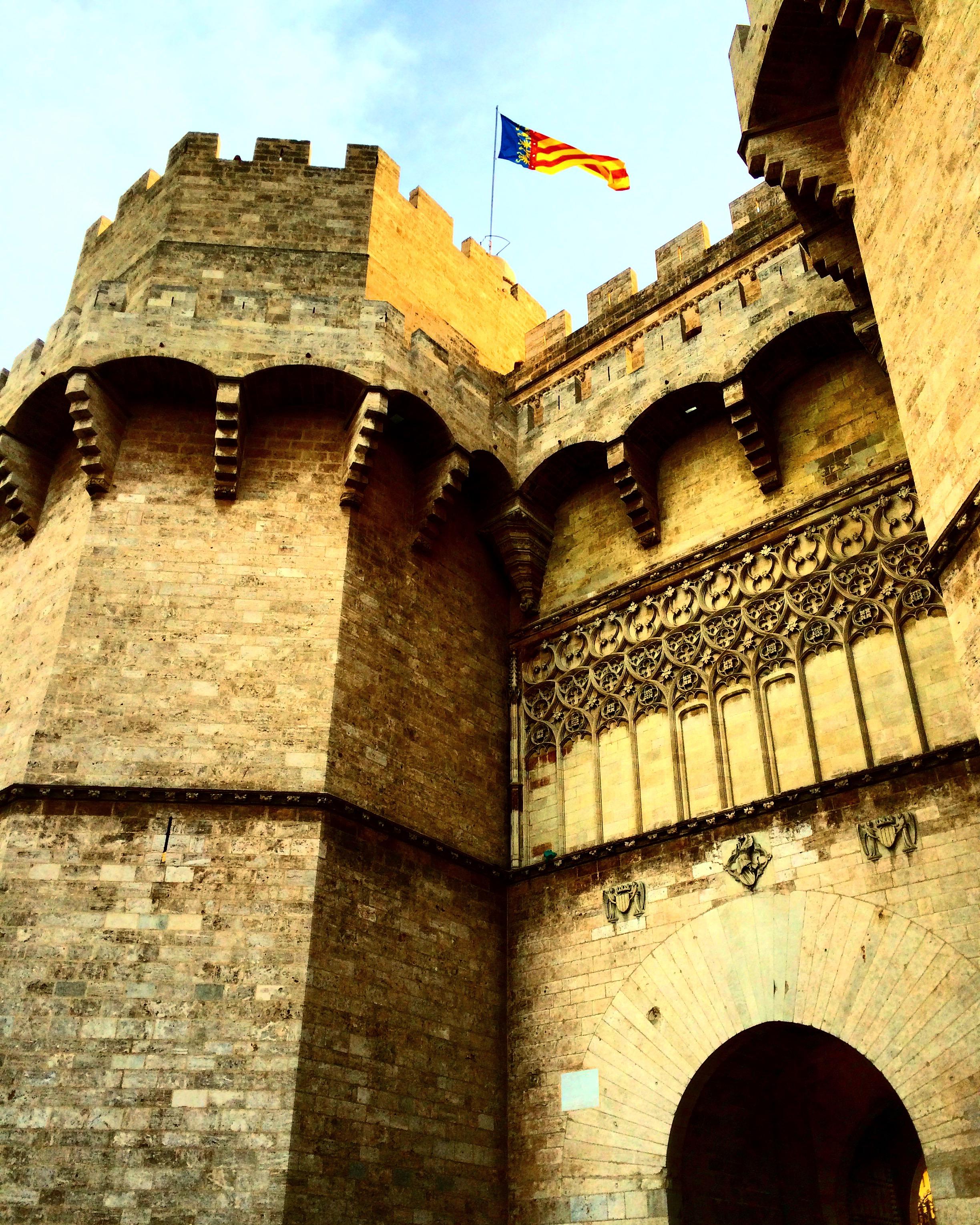 torre serranos valencia