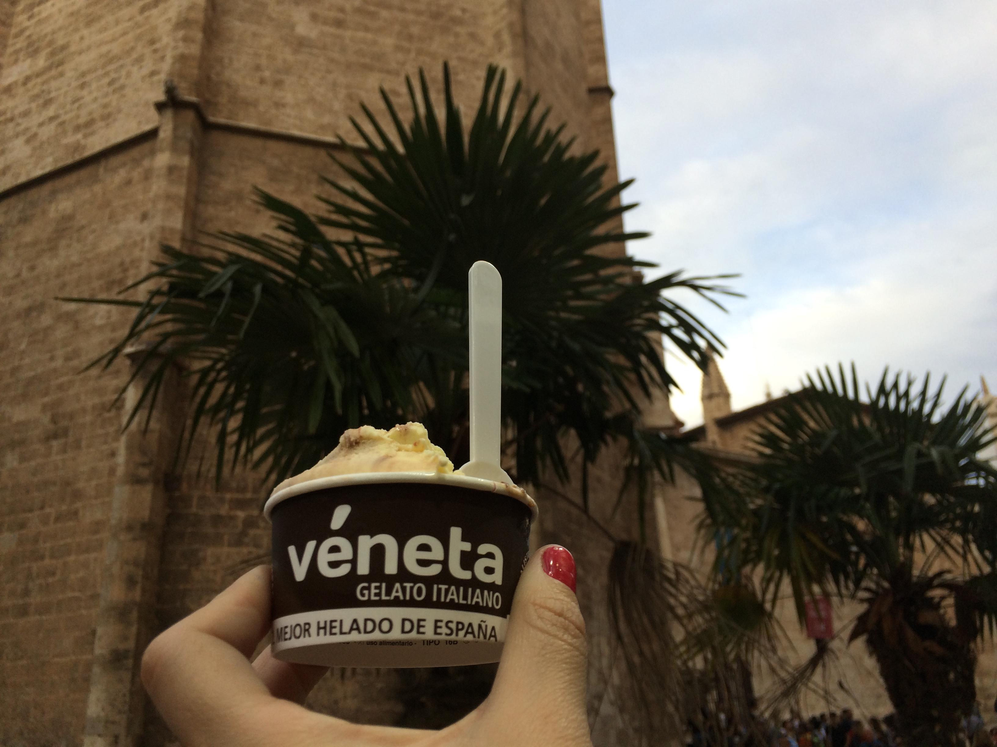 veneta ice cream