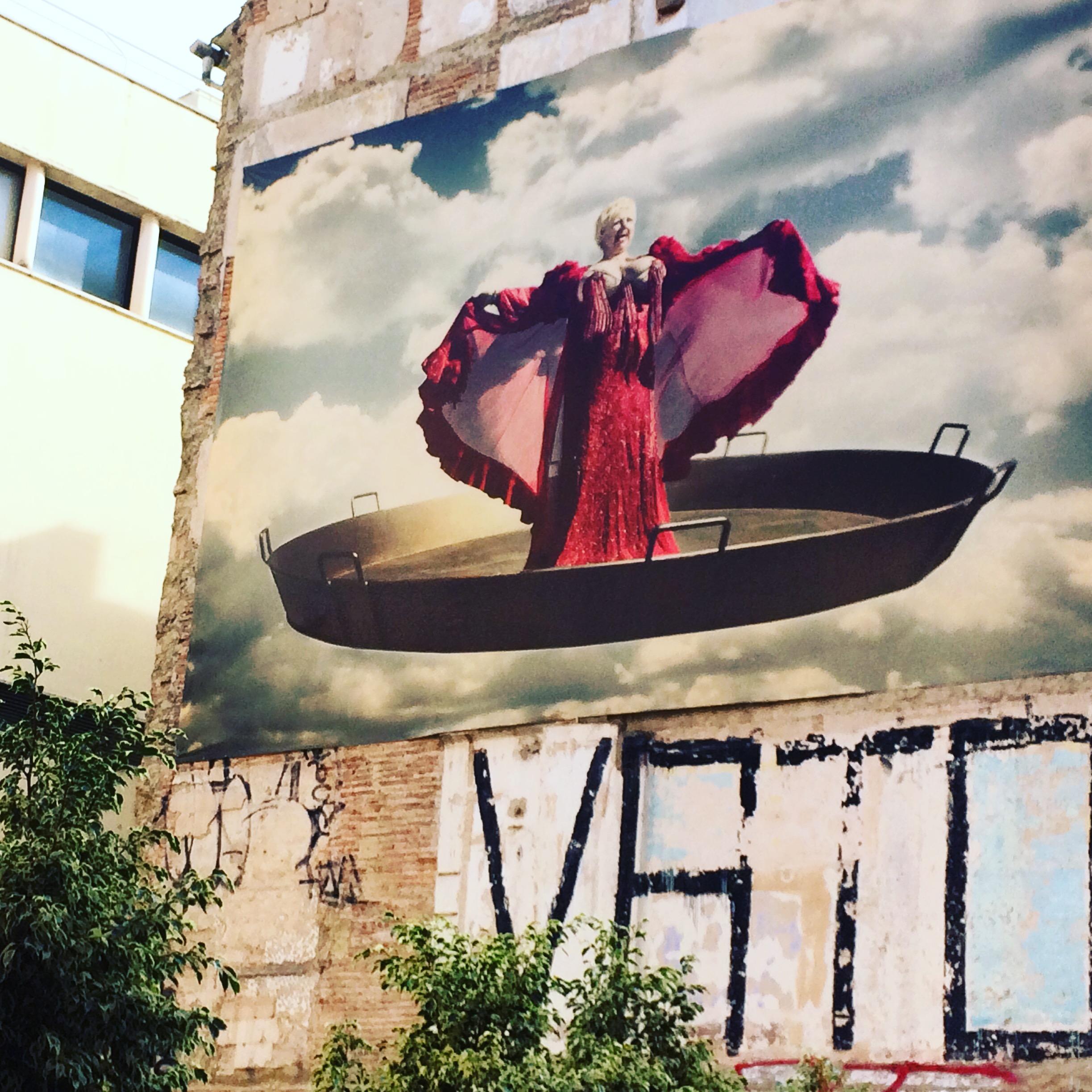 el carmen street art valencia