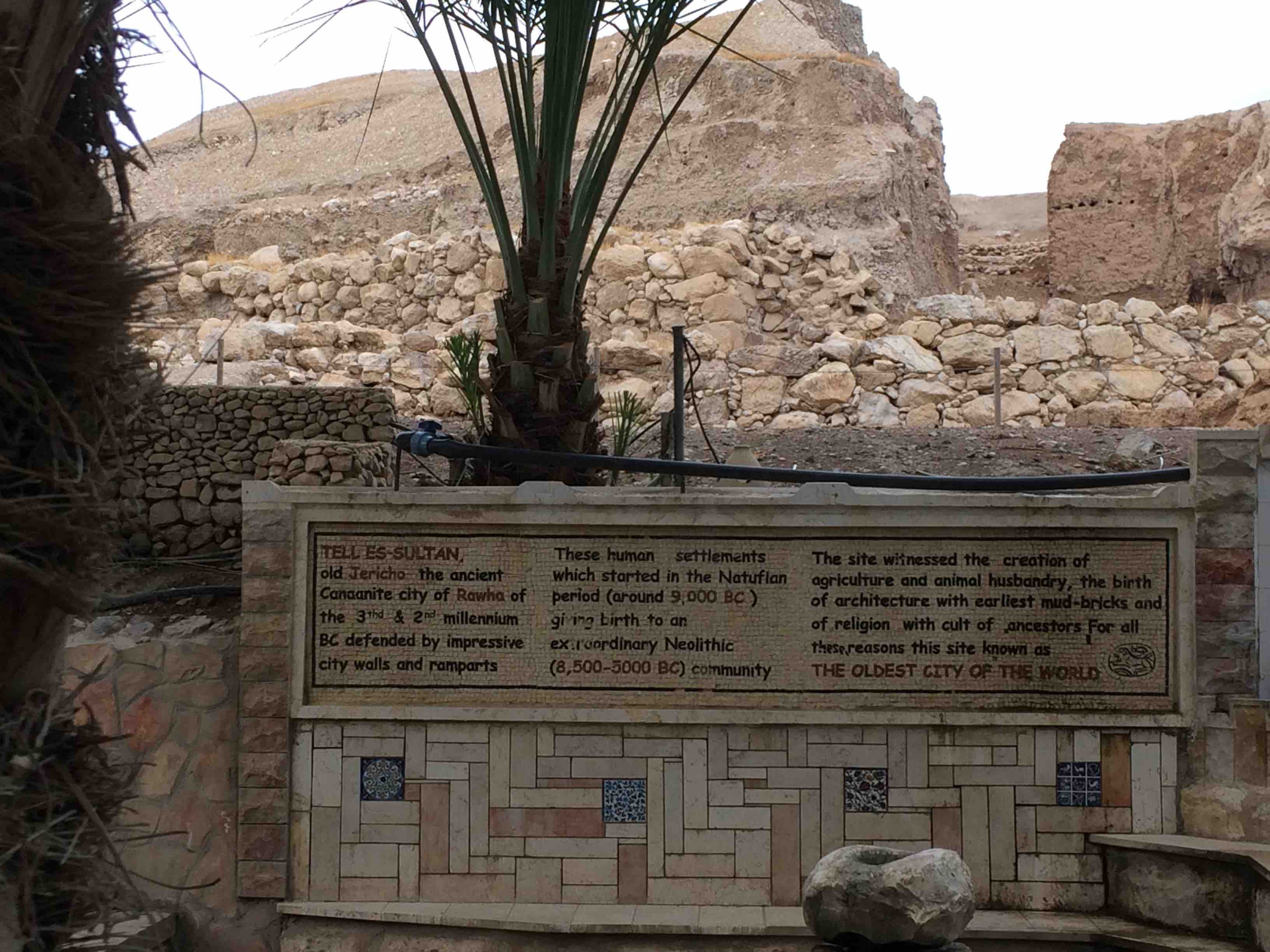 jericho-oldest-city-world