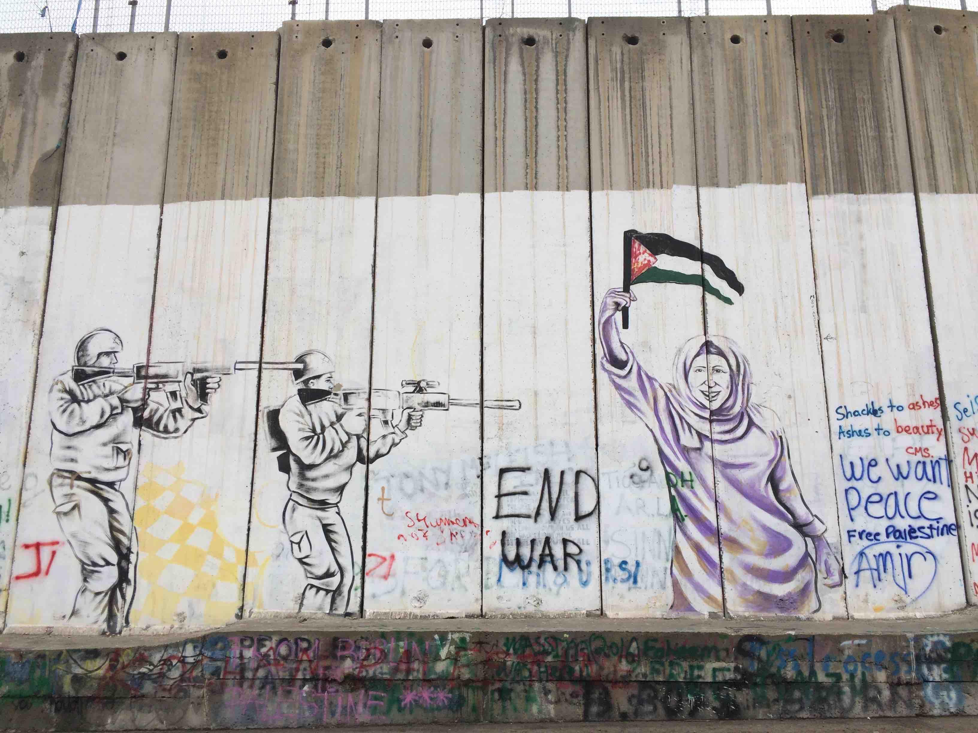 muro belém
