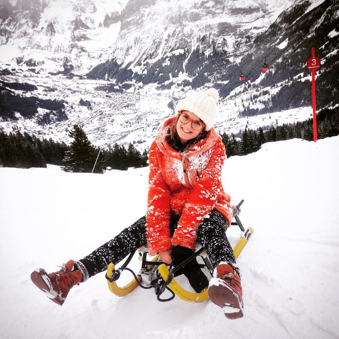 suiça neve