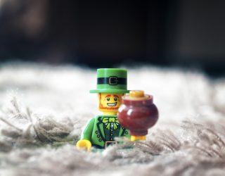 Tradições Europeias - Saint Patrick's Day, Dublin.