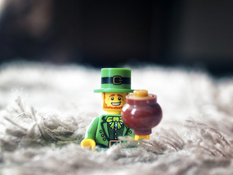 Tradições Europeias – Saint Patrick's Day, Dublin.